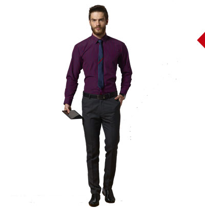 Explore the latest collection of formal shirts for Men available at accoy. Free Shipping! Easy Returns! COD! - Find widest range of apparels at Best prices